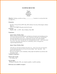 resume examples for students first job job bid template resume examples for students first job first job sample resume experience and education also licensure png