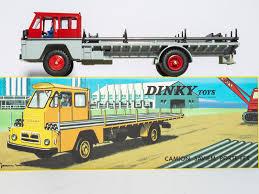 <b>DINKY Toy 885 Atlas</b> 1:43 Dinky Toys CAMION SAVIEM S7 PORTE ...