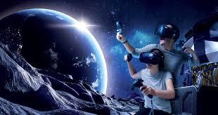 Virtual Room | #1 <b>Virtual Reality Adventure</b> | VR Multiplayer Escape ...