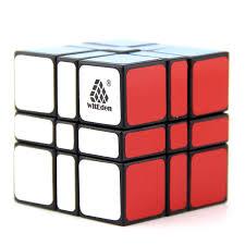 <b>WitEden Unequal Camouflage</b> 3x3x3 Magic Cube Professional ...
