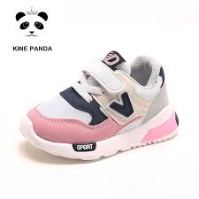 <b>KINE PANDA</b> Kindergarten <b>Kids</b> Casual Sneakers Breathable Boys ...