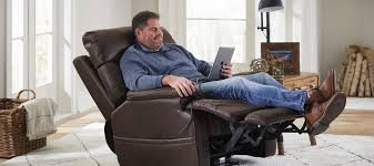 Oversized Recliners | Flexsteel <b>Big</b> & Tall Collection
