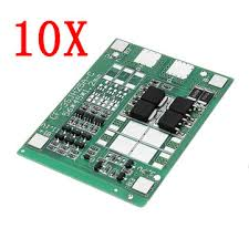 10pcs <b>Three String 12A 12V</b> 18650 Lithium Battery Protection Board ...