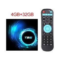 <b>Leehur</b> TV Box Android 4G 32G YouTube Media player 2GB 16GB ...