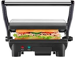 Chefman Electric Panini Press Grill and Gourmet ... - Amazon.com