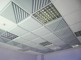 Звукопоглощающая <b>вставка</b> в стандартный <b>подвесной</b> потолок