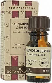 <b>Ботаника масло эфирное</b> сандаловое дерево 10мл купить по ...