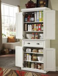 Small Wood Cabinet With Doors Furniture White Storage Cabinet With Doors And Drawer Added In The