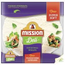 Тортилья <b>Mission</b> Deli <b>Пшеничные лепешки</b> | Отзывы покупателей