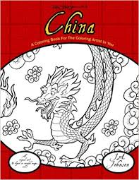chinese watercolor painting art book coloring books for adult tutorial art book