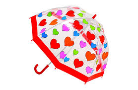 "K�ptal�lat a k�vetkez�re: ""heart umbrella"""