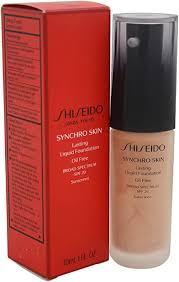 Shiseido Synchro Skin Lasting Liquid Women's SPF ... - Amazon.com
