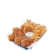 Chicken Strip <b>Basket</b> | Dairy Queen® Menu