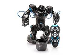 <b>Интерактивный робот WowWee</b> Робосапиен Blue - 8015 - купить ...