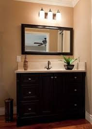vanities for small bathrooms this master bathroom vanity was small only 48 inches across bathroom effervescent contemporary bathroom vanity lighting placement