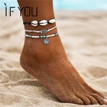 Ladies <b>Summer</b> Anklets