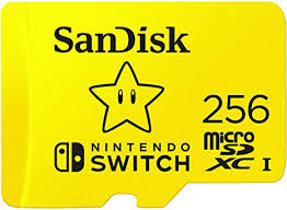 SanDisk 256GB microSDXC UHS-I-Memory-Card for ... - Amazon.com