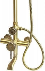 <b>Душевая система Milacio</b> MC.102.BR бронза купить в интернет ...