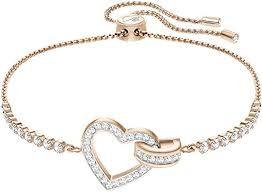 Swarovski <b>Women's</b>, White Crystal, <b>Lovely Bracelet</b>