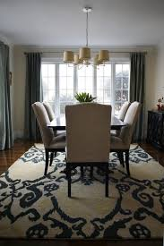 room area rug size gbcn dining room dining room dining room carpet no area rug bhgjpg