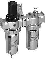 <b>Air</b> Filter / Regulator + Lubricator