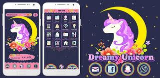 Cute Wallpaper <b>Dreamy Unicorn</b> Theme - Programu zilizo kwenye ...