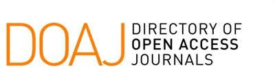Resultado de imagem para DOAJ – Directory of Open Access Journals