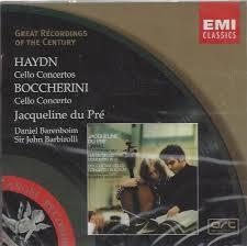 <b>Jacqueline Du</b> Pre: <b>Haydn</b>/Boccherini Cello Concertos – Daniel ...