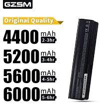 HSW <b>5200MAH 6CELLS NEW Laptop</b> Battery for HP Pavilion G4 G6 ...