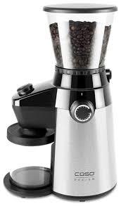 Купить <b>Кофемолка Caso Barista Flavour</b> серебристый/черный по ...