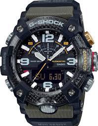 <b>Мужские часы CASIO GG-B100-1A3ER</b> Mudmaster - купить по ...