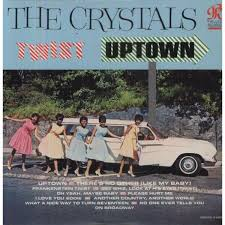 <b>Twist Uptown</b> by The <b>Crystals</b> (Girl Group) (Vinyl, Jul-2012, Sundazed)