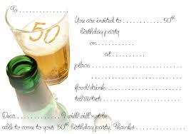 50th birthday party invitation templates upfashiony com birthday invite template unique wedding invitation