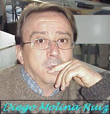 Diego Molina Ruiz. Vocal del Comité - diego