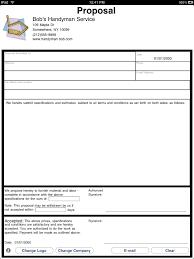 doc job proposal letter employment proposal templates writing a job proposal template sample