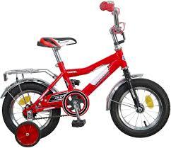 """Велосипед детский <b>Novatrack</b> """"<b>Cosmic</b>"""", цвет: красный, белый ..."""