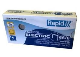 <b>Скобы Rapid 9/17</b> (<b>1000</b> шт.) - купить по низкой цене 692,20 руб.