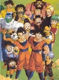 Аниме <b>Драгонболл</b> Зет ТВ / Dragon Ball Z 1996 года смотреть ...