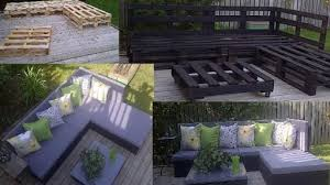 how to make cool diy pallet furniture step by step tutorial instructions build pallet furniture