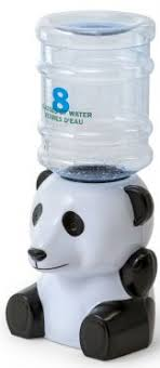 Детский <b>кулер</b> для воды <b>VATTEN kids</b> Panda (без стаканчика)