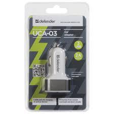 Купить <b>Зарядное устройство</b> на 3 USB-порта, <b>автомобильное</b> ...