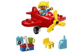 <b>Конструктор Lego Duplo</b> 10908 Town <b>Самолёт</b> - Акушерство.Ru