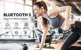 Wireless Earbuds, EarFun Free Bluetooth 5.0 Earbuds ... - Amazon.com