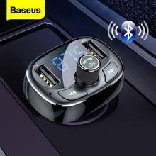 <b>Baseus</b> Modulator Bluetooth Usb-<b>Car</b>-Charger-Kit Fm-Transmitter ...