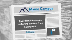 Editorial: <b>Black Bear</b> pride means protecting students from hate ...