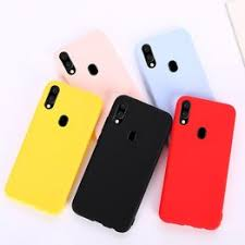 2019 Hot Fashion Matte Candy Color Silicone TPU Case For ... - Vova