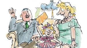 we shouldn t judge charlie and the chocolate factory by its cover veruca salt quentin blake roald dahl