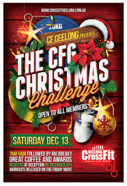 crossfit graphic design geelong christmas flyer design fox crossfit graphic design geelong christmas flyer