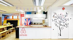 airbnb london officesview project airbnb offices