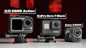 <b>DJI OSMO Action</b> теперь лучшая <b>экшн камера</b>? Давайте посмотрим